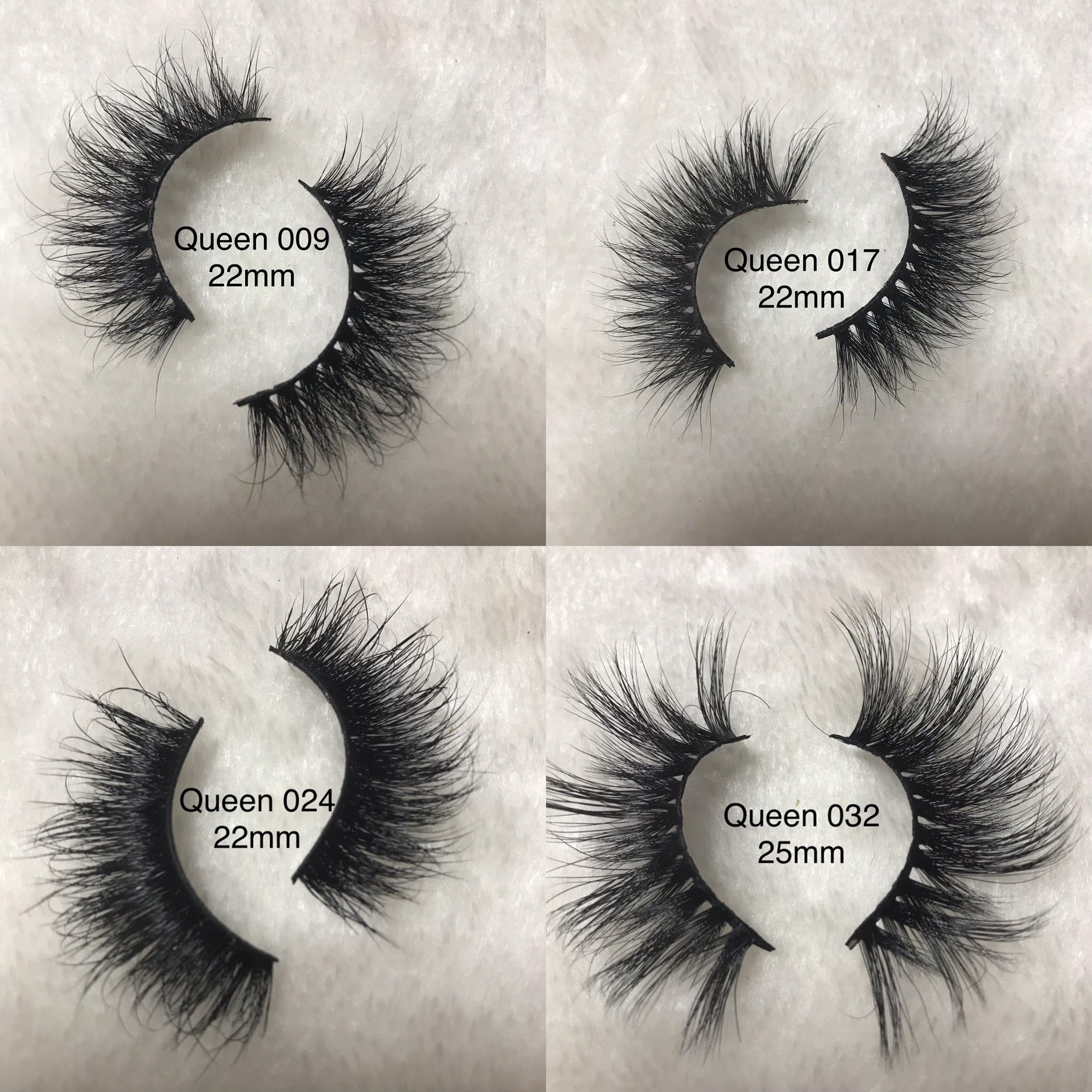 ae4e7809d22 25MM Queen 3D mink lashes with specail cases for Retail,Eyelashes