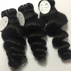 Raw indian 4pcs bundles+closure